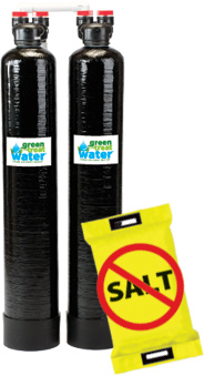 saltless and salt free water systems in sevierville and dandrigde tn by the water store