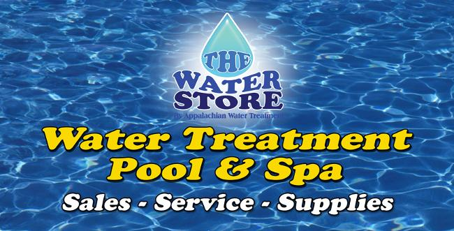 the water store offers water treatment at low prices in sevierville, pigeon forge, newport and dandridge tn areas